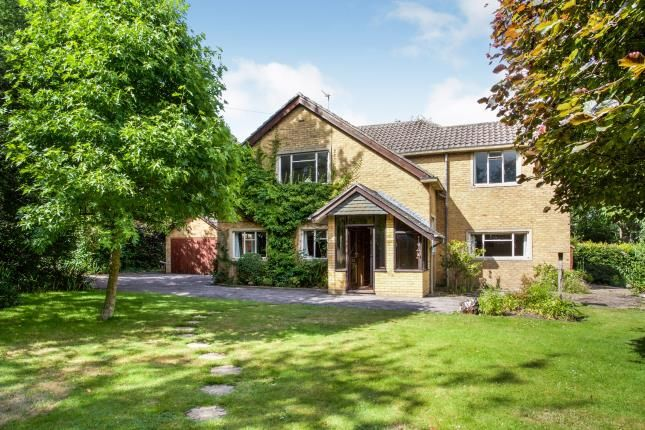 Thumbnail Detached house for sale in Swanwick, Southampton, Hampshire