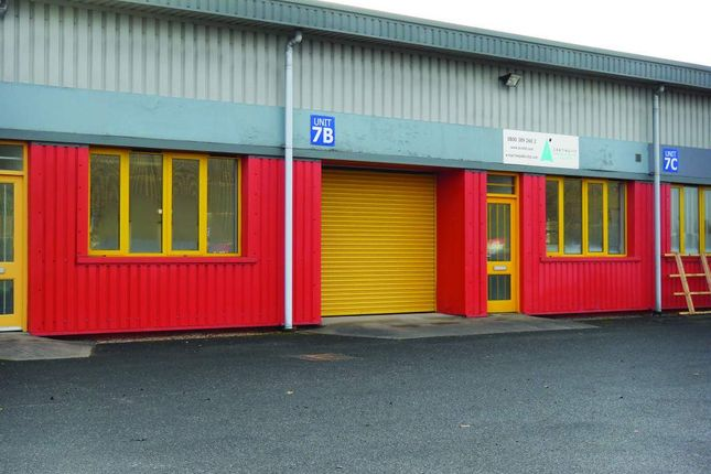 Thumbnail Industrial to let in Unit 7B Zone 4, Burntwood Business Park, Burntwood