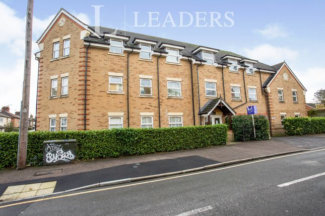 Thumbnail Flat to rent in Victoria Place, North Road