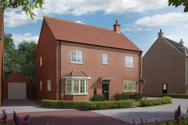 Thumbnail Detached house for sale in Southam Road, Banbury Oxfordshire