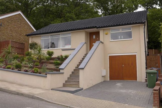 Thumbnail Detached bungalow to rent in Woodcroft Avenue, Stanmore, Middlesex