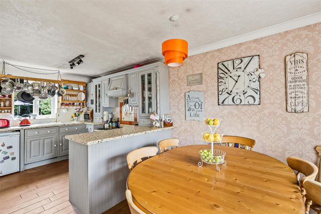 Kitchen of Badgers Oak, Singleton, Ashford TN23