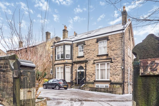 Front View of Tapton House Road, Sheffield S10
