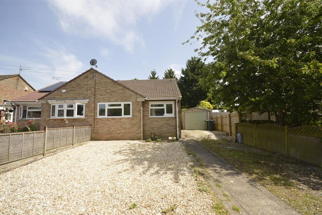 Thumbnail 2 bed semi-detached house to rent in Down View, Chalford Hill, Stroud, Gloucestershire