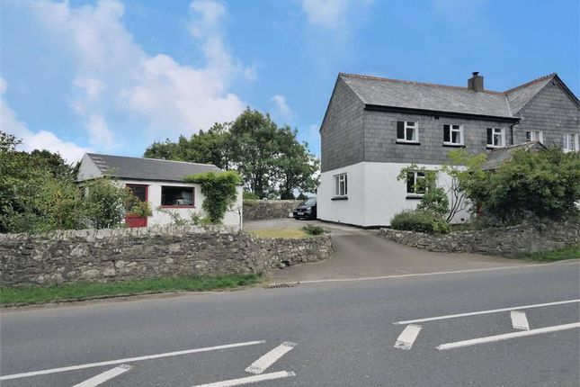 Thumbnail End terrace house for sale in Kilkhampton, Bude, Cornwall