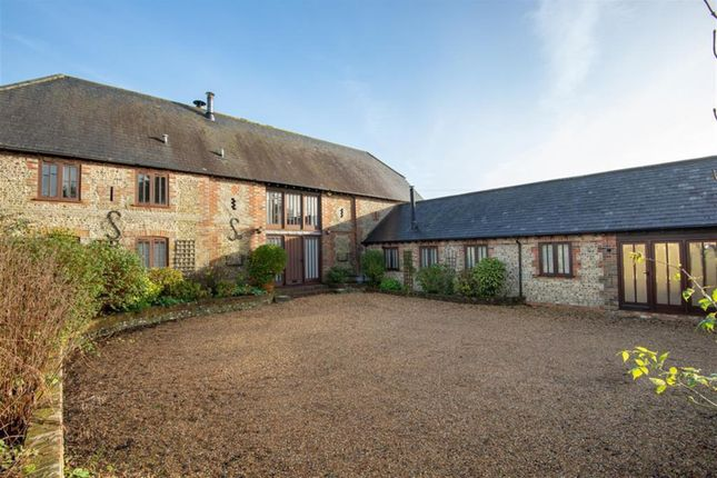 Thumbnail Detached house to rent in Binsted, Arundel, West Sussex