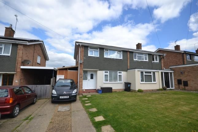Thumbnail Semi-detached house for sale in Southminster, Essex, Uk