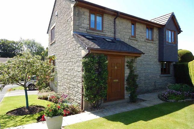 Thumbnail Detached house for sale in Lismore Park, Buxton, Derbyshire