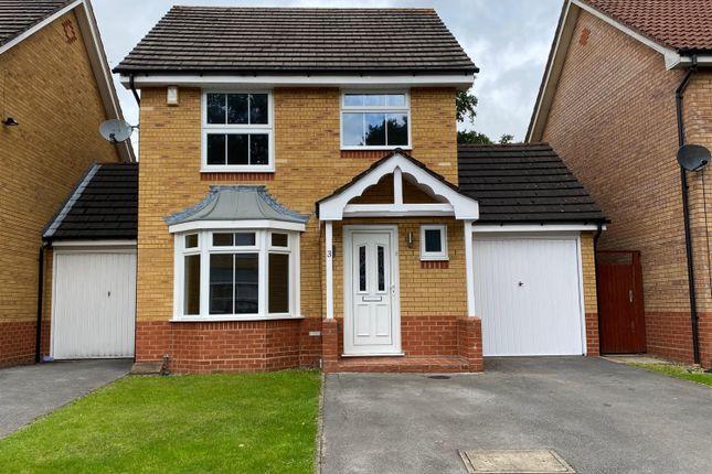 Thumbnail Detached house to rent in Manton Croft, Dorridge, Solihull