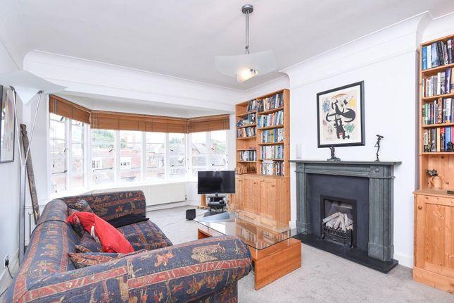 Living Room of Belsize Court, Wedderburn Road, Belsize Park NW3