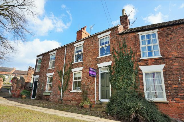 Thumbnail Cottage for sale in Church Walk, Epworth, Doncaster