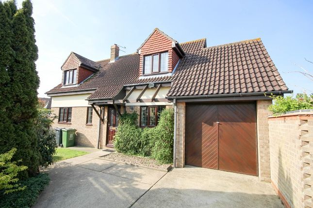 Thumbnail Detached house for sale in Tyne Mews, Caister-On-Sea, Great Yarmouth