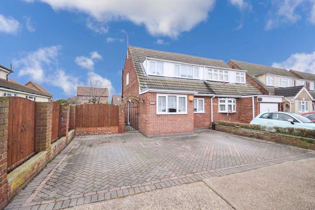 3 bed semi-detached house for sale in Rodings Avenue, Stanford-Le-Hope SS17