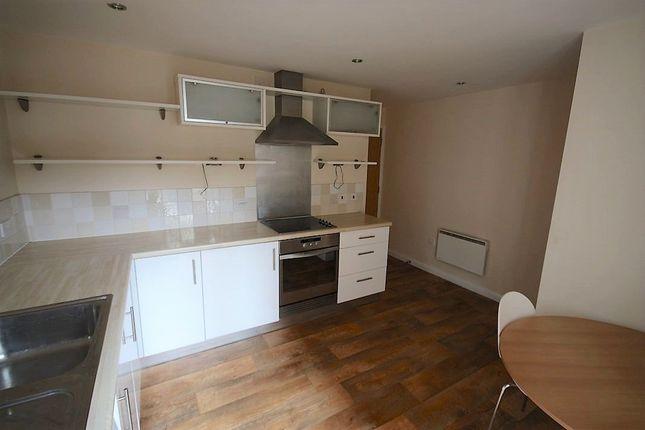 Thumbnail Flat to rent in Layerthorpe, York