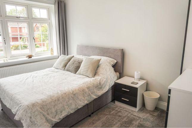 Bedroom Three of Leedhams Croft, Walton-On-Trent, Swadlincote DE12