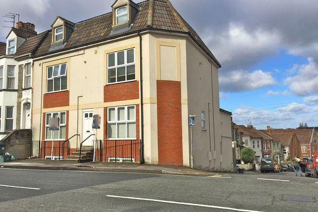 Thumbnail Flat to rent in Clouds Hill Road, St George, Bristol