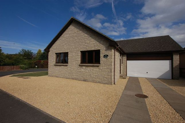 Thumbnail Detached bungalow for sale in The Cherry Trees, Otterburn, Newcastle Upon Tyne