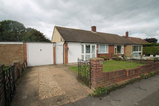 Thumbnail Semi-detached bungalow for sale in New Meadow, Aylesbury