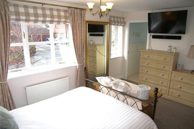 Master Bedroom of Loom Close, Belper DE56