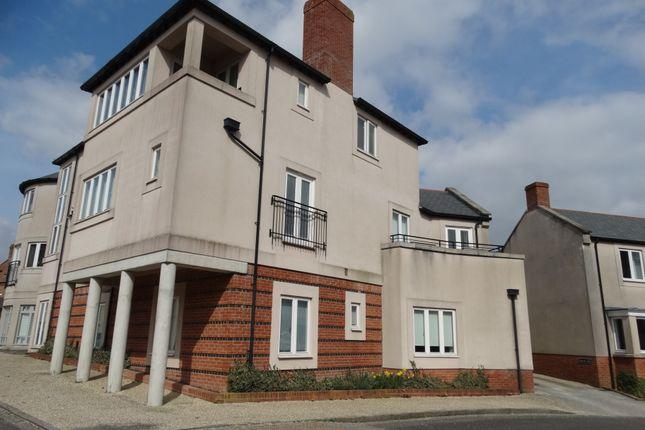 Thumbnail Flat to rent in Tyberton Court, Poundbury, Dorchester