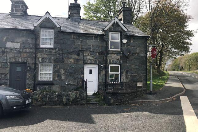 2 bed terraced house for sale in Tyn Y Pistyll, Trawsfynydd, Blaenau Ffestiniog LL41