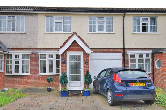 Terraced house for sale in Pickard Close, Castletown, Isle Of Man