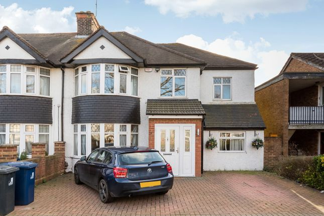 Thumbnail Detached house for sale in Whitton Avenue East, Greenford