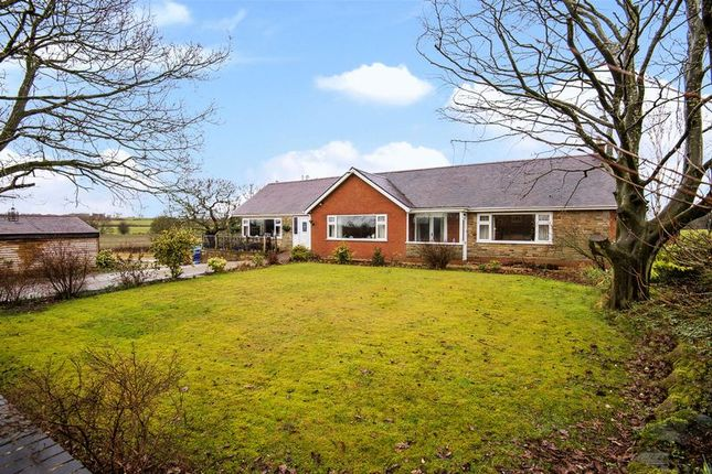Thumbnail Detached bungalow for sale in Ridley Lane, Croston, Leyland