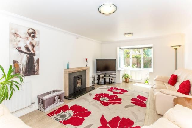 Living Room of Lauras Close, Great Staughton, St. Neots, Cambridgeshire PE19