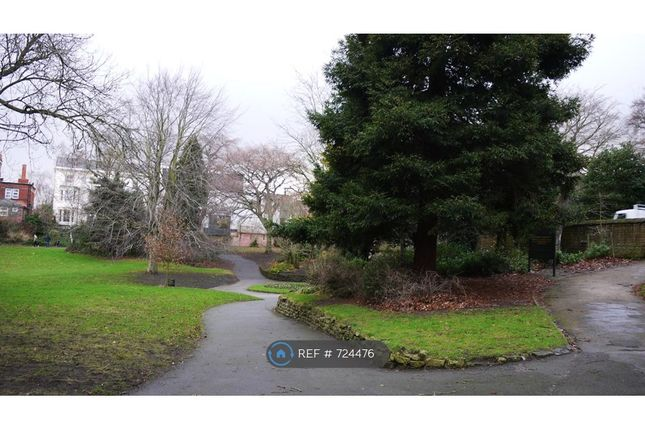 Arboretum Park of Burns St, Nottingham NG7