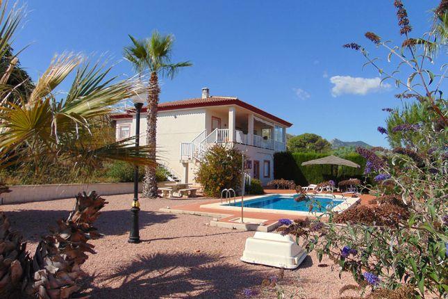 Thumbnail Villa for sale in Aspe, Aspe, Alicante, Valencia, Spain