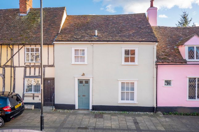 Thumbnail Terraced house for sale in Hadleigh, Ipswich, Suffolk