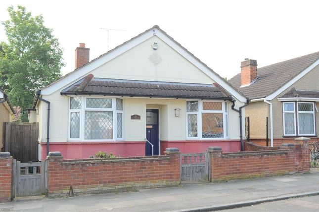 Thumbnail Detached bungalow for sale in Bouverie Road, Old Moulsham, Chelmsford, Essex