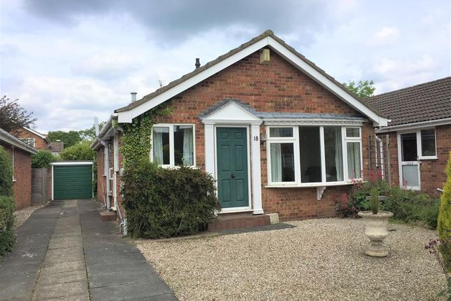 Thumbnail 3 bed detached bungalow for sale in Ingleton Drive, Easingwold, York