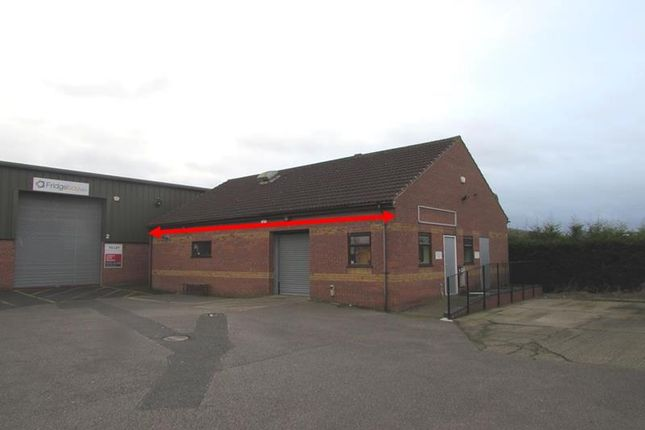 Thumbnail Warehouse to let in Unit 3, Jgr House, Exchange Road, Lincoln, Lincolnshire