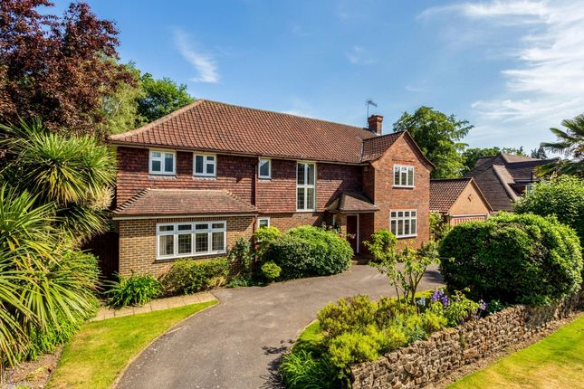 Thumbnail Detached house to rent in Southfield Place, St. Georges Hill, Weybridge
