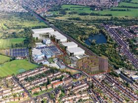 Thumbnail Land for sale in Dagenham Studios, Land At Rainham Road South, Dagenham, Essex
