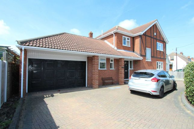 Thumbnail Detached house for sale in Raymonds Drive, Benfleet