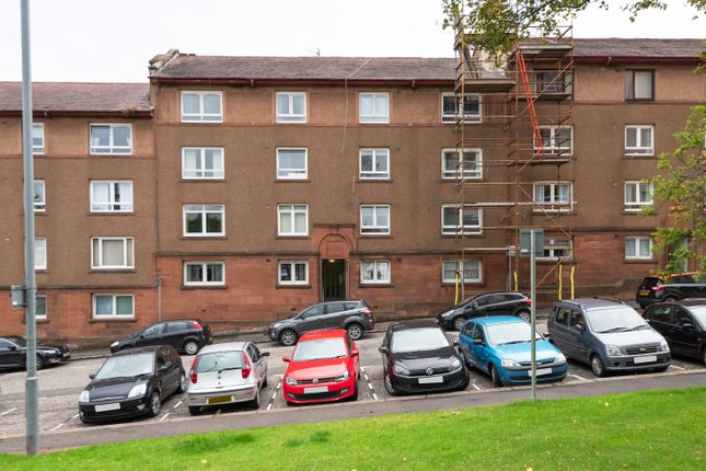 Exterior of Bearhope Street, Greenock Inverclyde PA15