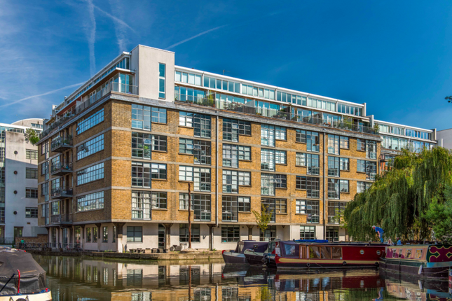 Thumbnail Property for sale in Wenlock Basin, Islington