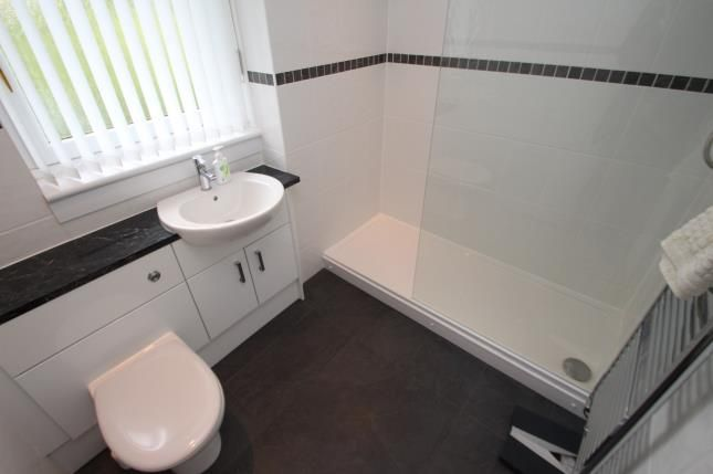 Shower Room of Regent Street, Greenock, Inverclyde PA15