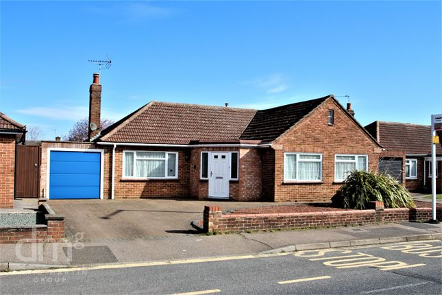 Thumbnail Detached bungalow for sale in The Commons, Colchester, Essex