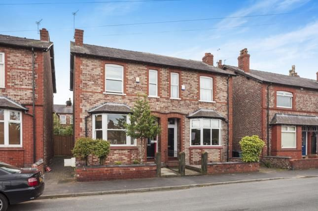 Thumbnail Semi-detached house for sale in Lilac Road, Hale, Altrincham, Greater Manchester