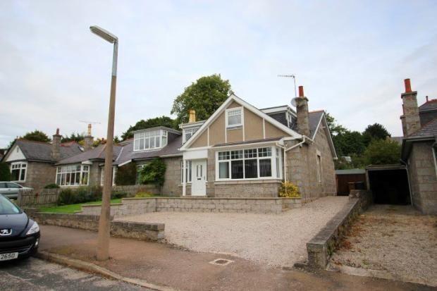 Thumbnail Semi-detached house to rent in Kepplestone Avenue, Aberdeen