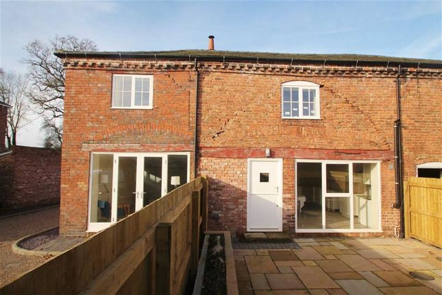 Thumbnail Barn conversion to rent in Black Park, Chirk, Wrexham