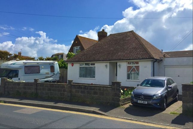 Thumbnail Bungalow for sale in Coast Road, Pevensey Bay, Pevensey
