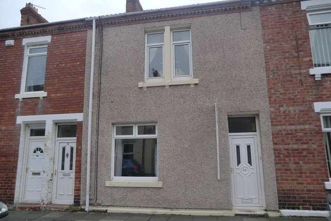 Thumbnail Terraced house to rent in Sidney Street, Blyth