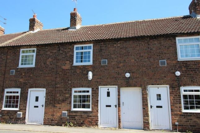Thumbnail Terraced house to rent in Chicory Row Church Street, Church Fenton, Tadcaster