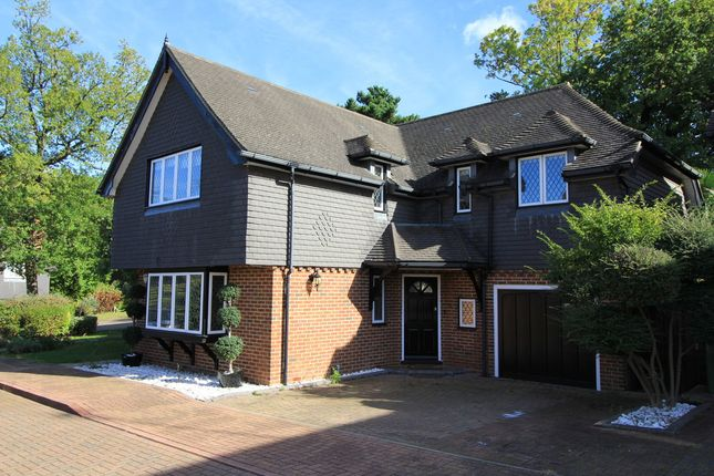 Thumbnail Detached house for sale in Parkfield View, Potters Bar