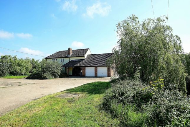 Thumbnail Detached house for sale in Halesworth Road, Redisham, Beccles